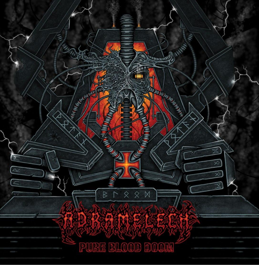 Adramelech - Pure Blood Doom