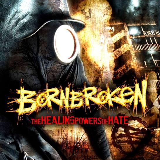 Born Broken - album 2013
