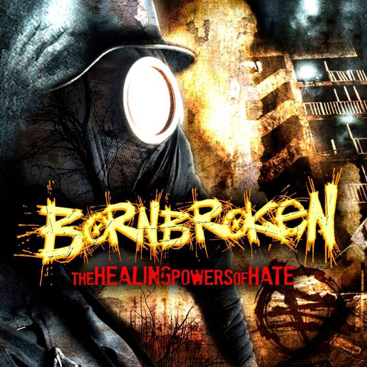 Born Broken - album 2013