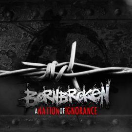 Born Broken - single 2016