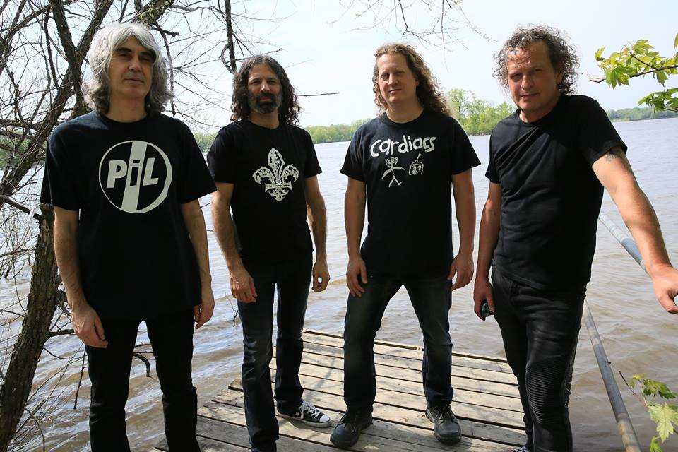 Voivod - band pic