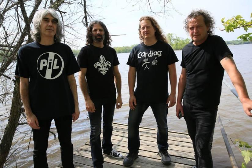 Voivod - band pic
