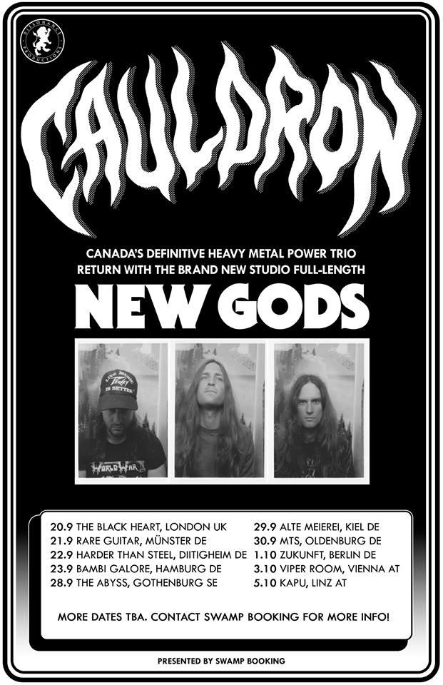 cauldron tour