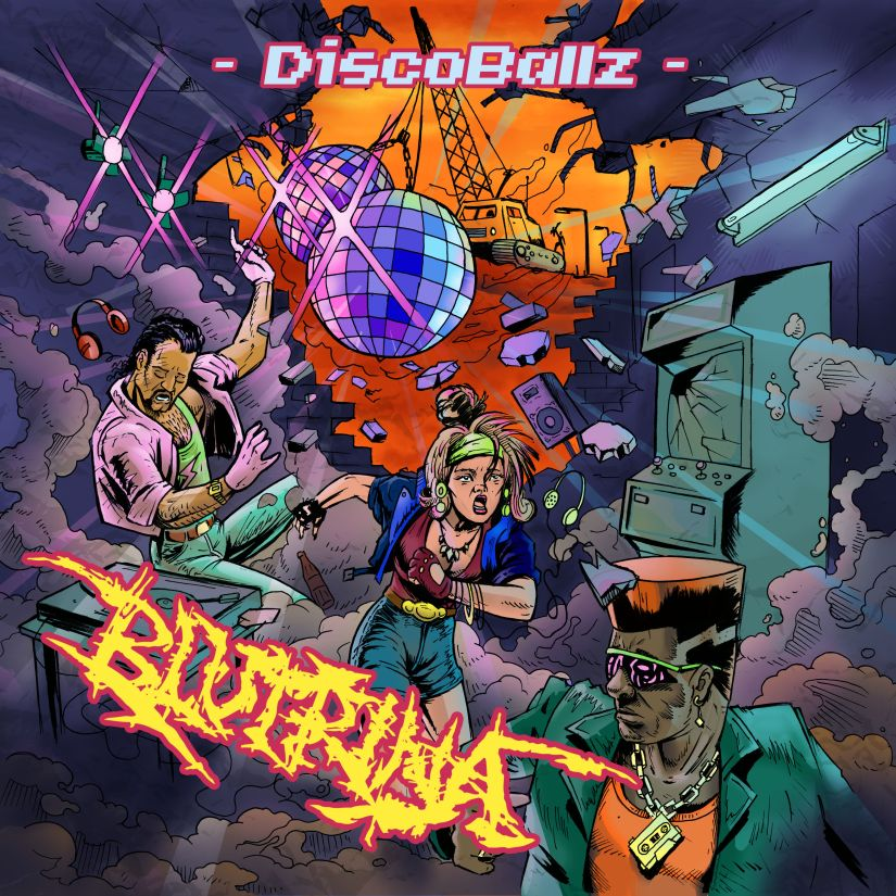 DiscoBallz - Cover (medium)