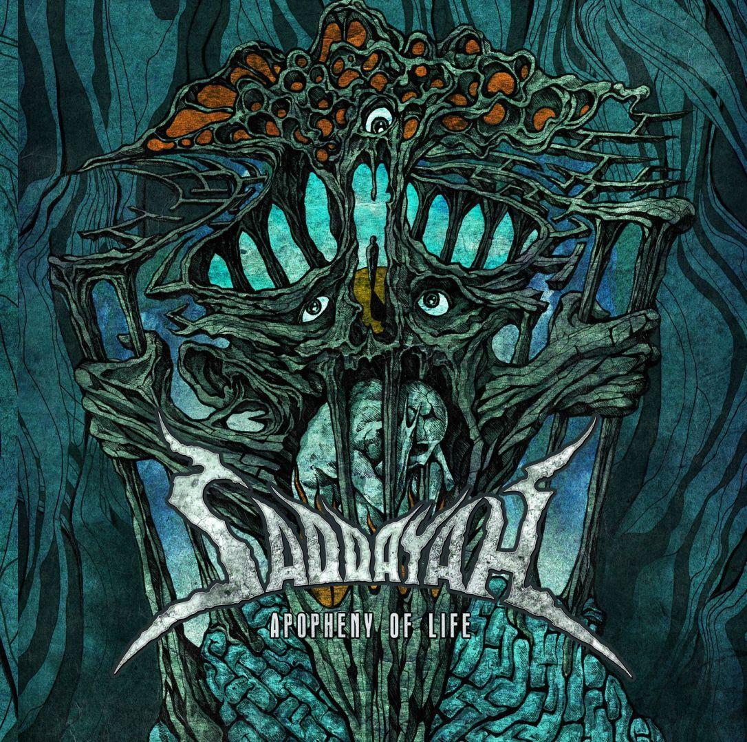 Saddayah - Apopheny of Life cover art
