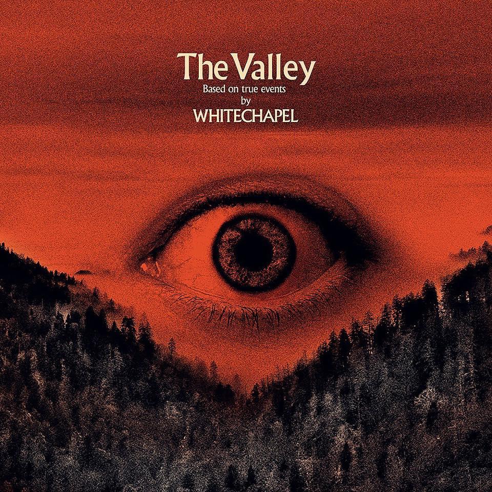 whitechapel album the valley cover