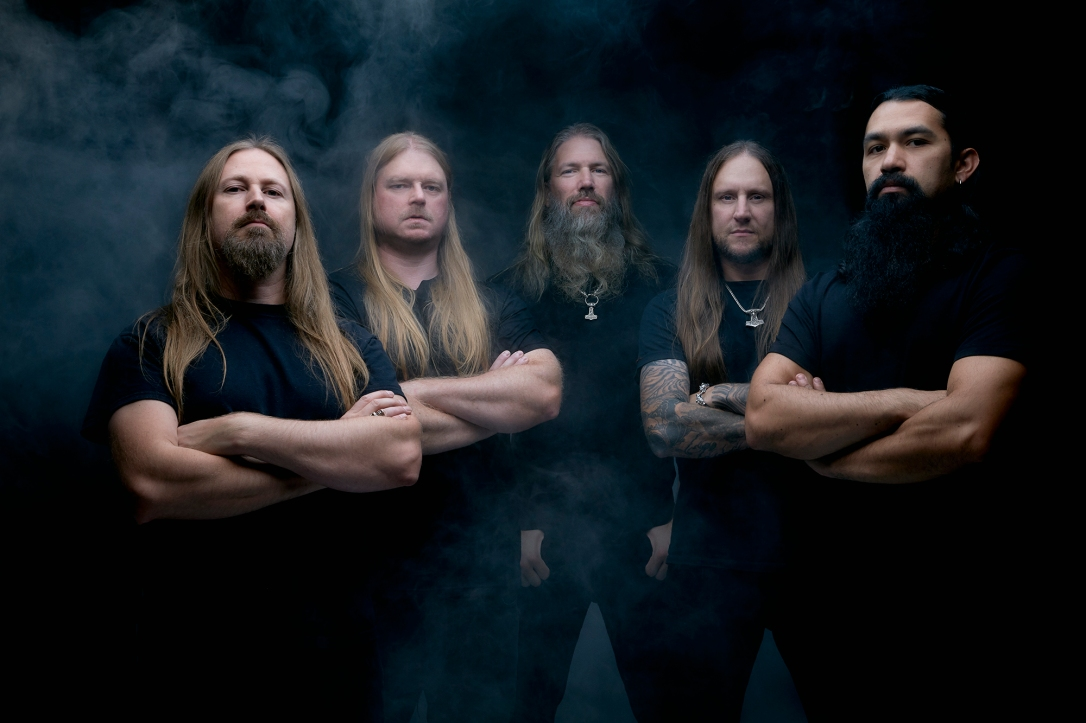 Amon Amarth - Band Pic 2019