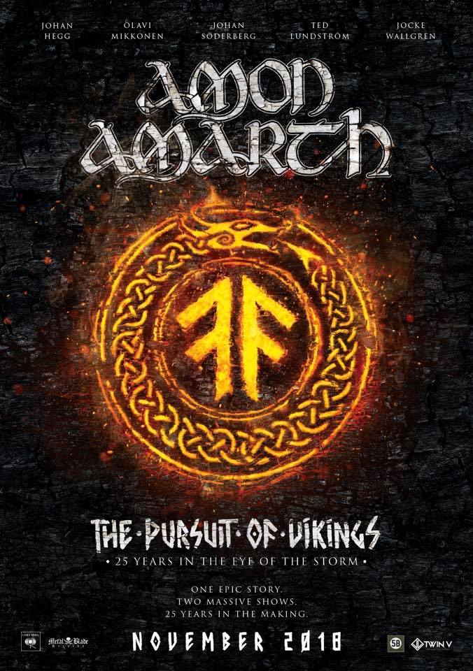 Amon Amarth - Pursuit