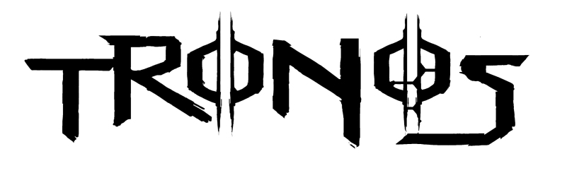 Band Logo - Tronos - 20699