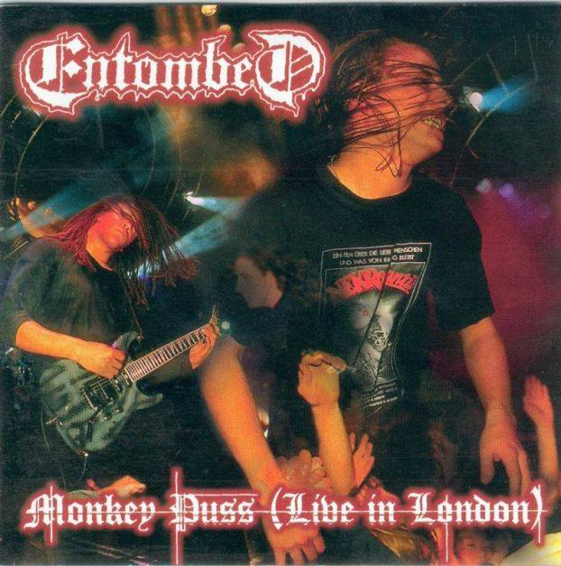 Entombed Monkey Puss