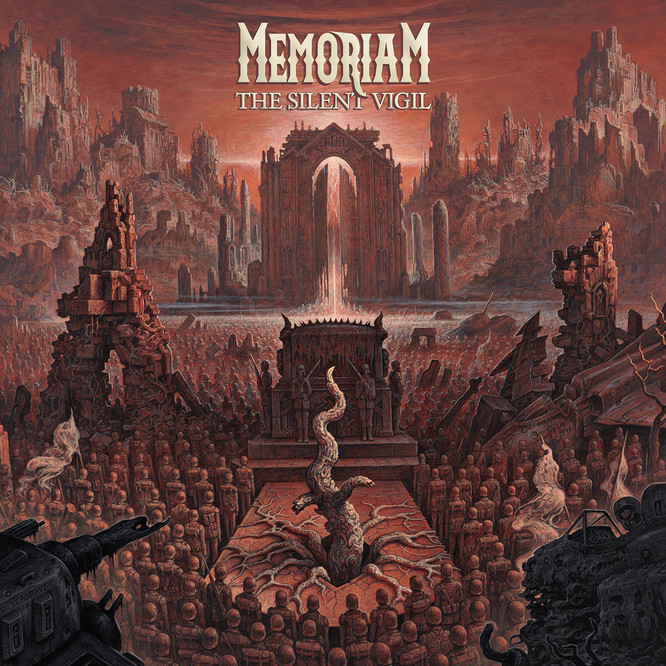 Memoriam The Sielnt Vigil 2018