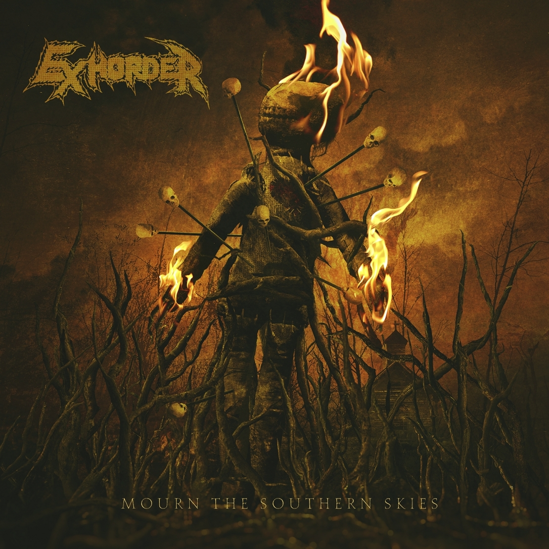 Exhorder - Mourn The Southern Skies - Artwork