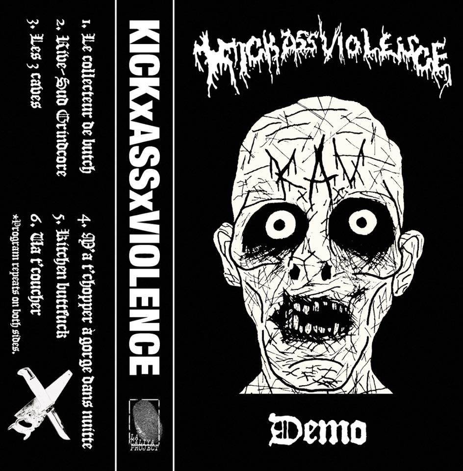 Kick Ass Violence