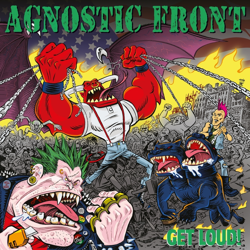 Agnostic Front - Get Loud! - Artwork(1)