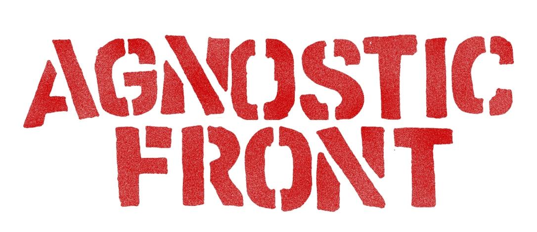 Agnostic Front - Logo 2015 RGB