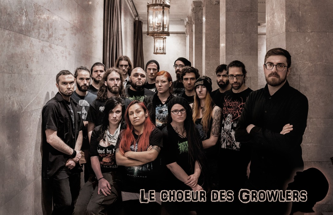 Le Choeurs de Growlers