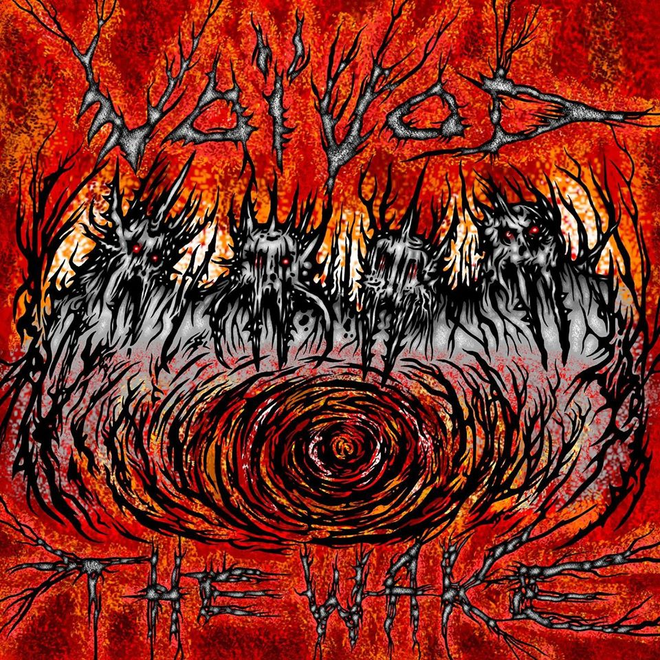 voivod the wake cover