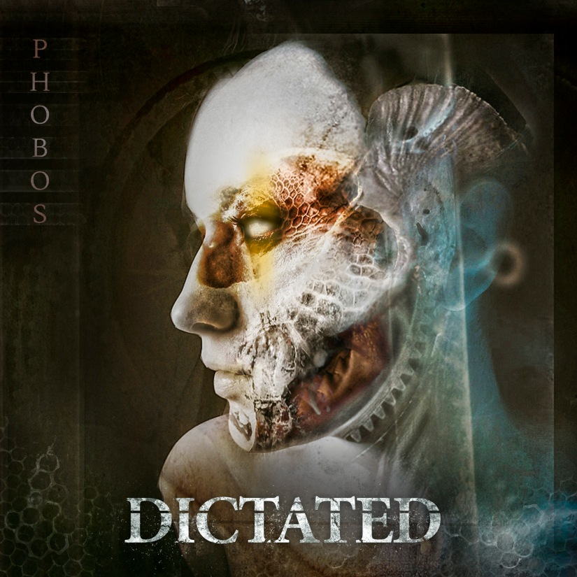 Dictated-phobos-albumcover