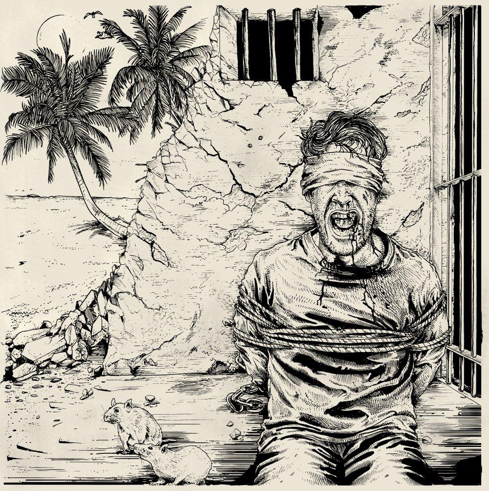 In Fear We Trust - cover split EP