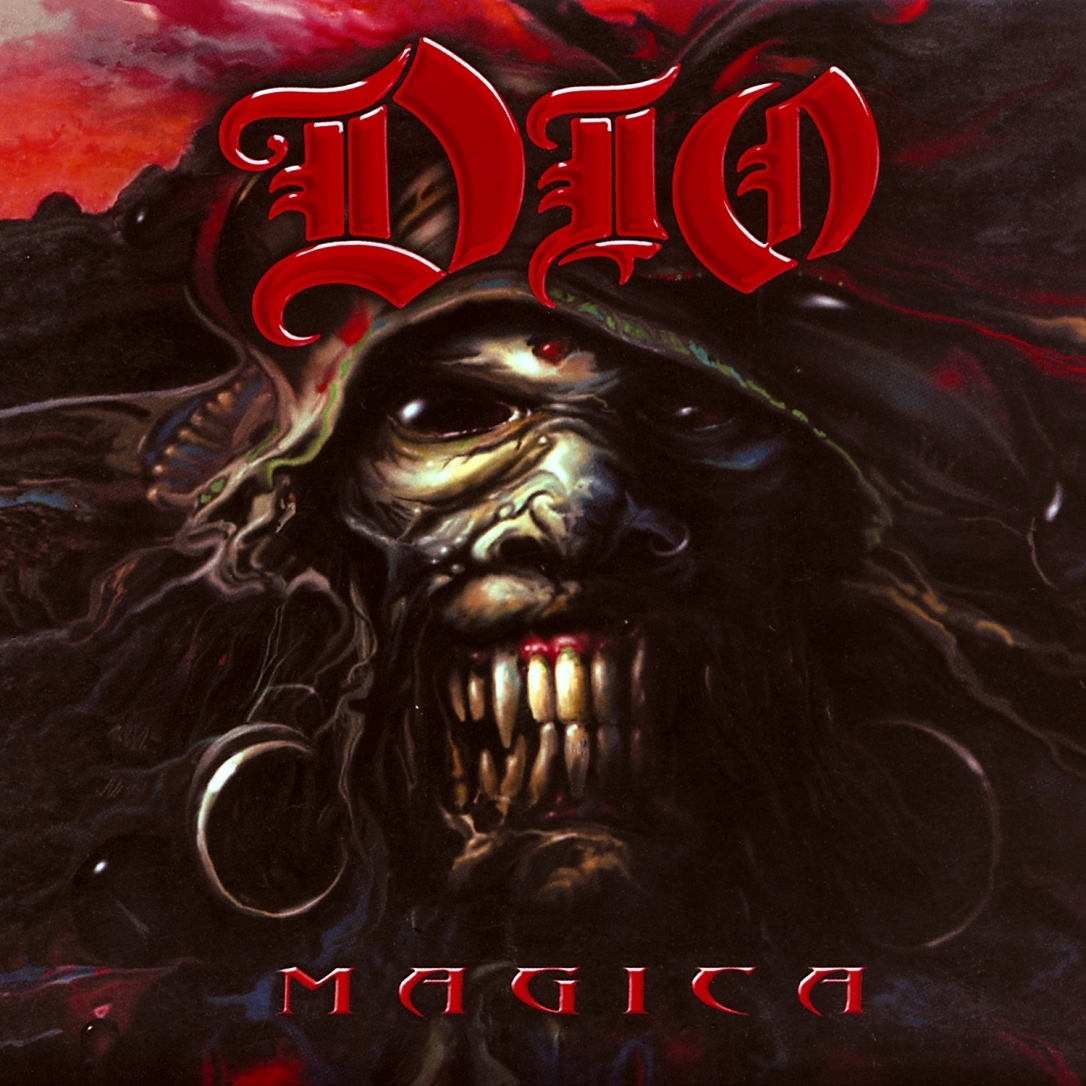cover DIO - Magica 2019 Remaster