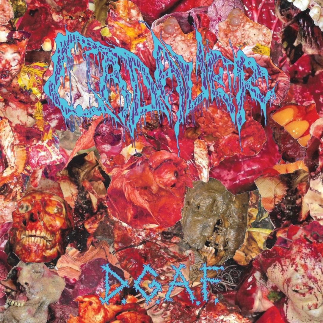 Cadaver - cover ep 2020