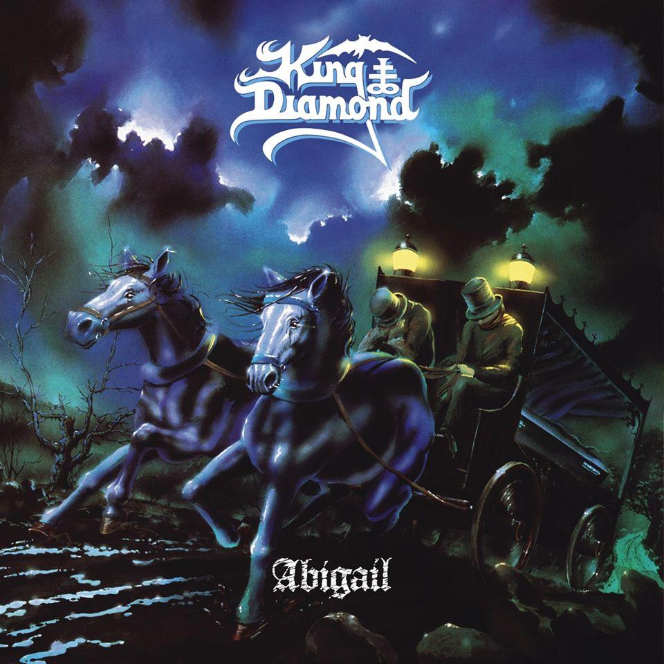 King Diamond - Abigail cover