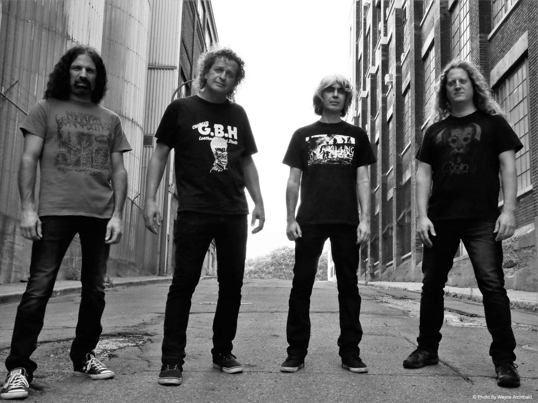 Voivod - band line up