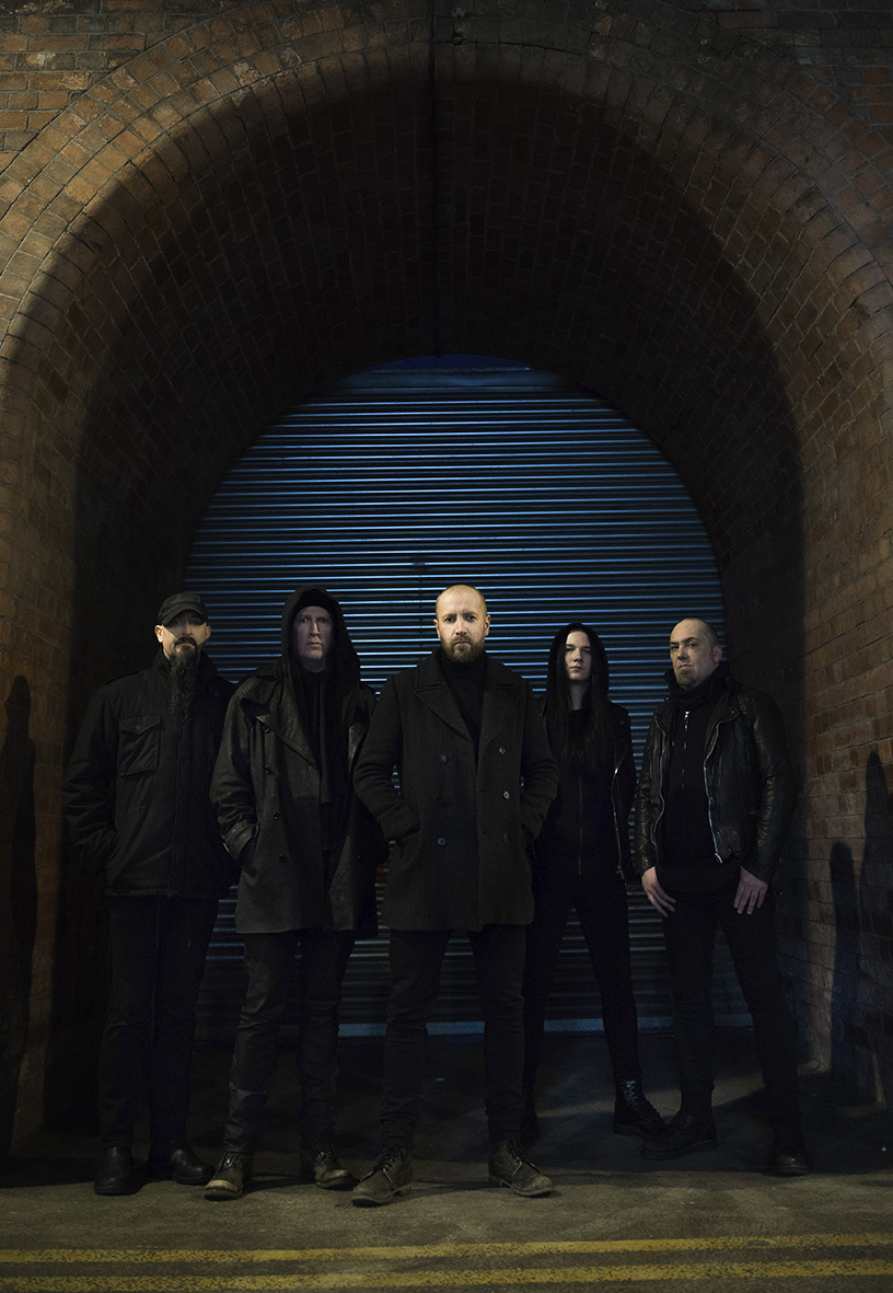 Paradise Lost - band pic 2