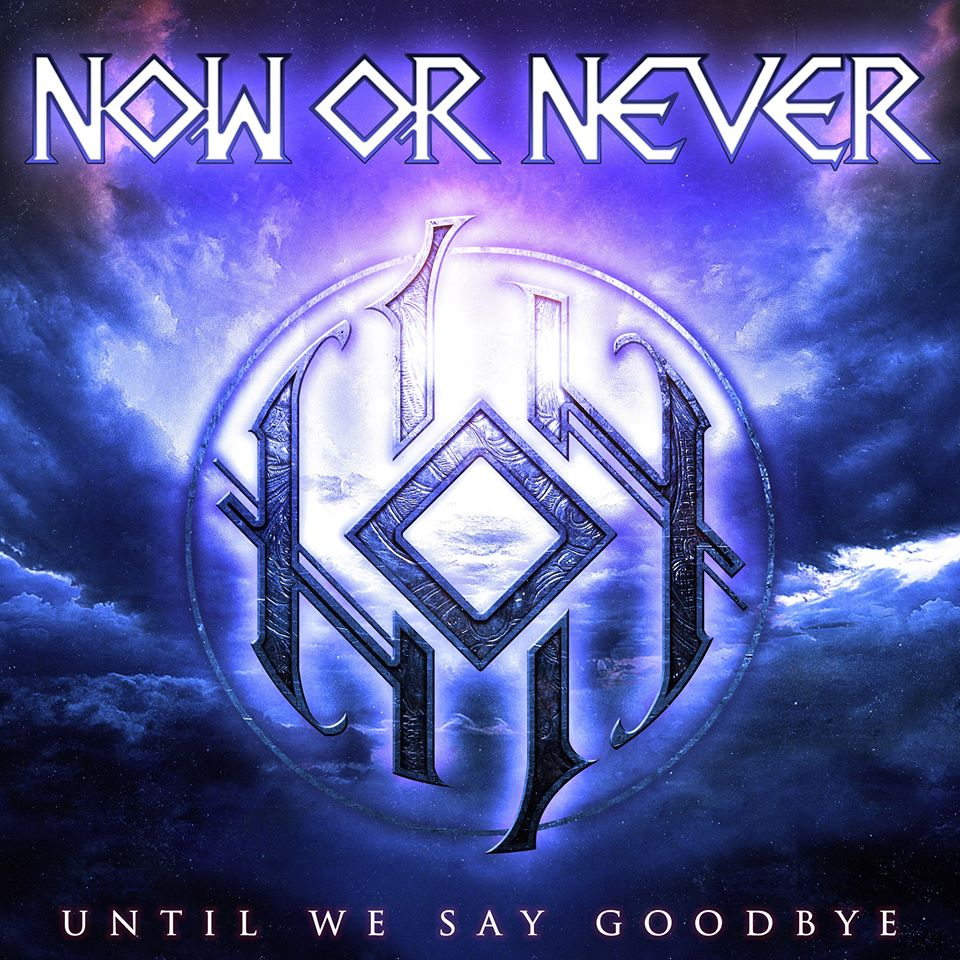Now Or Never - single cover